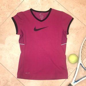 Nike Girls Tennis Tee
